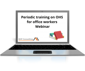 Periodic training on OHS for office workers EN